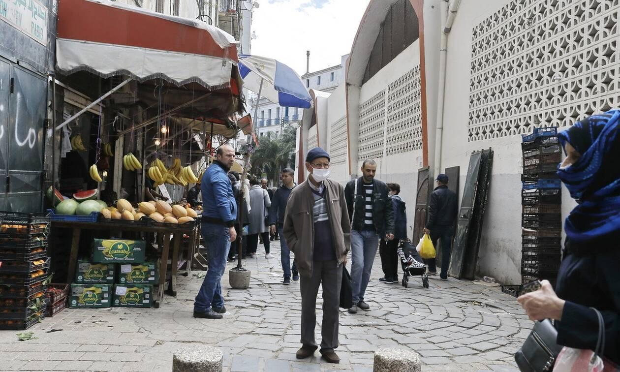 Κορονοϊός στην Αλγερία: Οι πολίτες παραβίασαν τα μέτρα - Ξανακλείνουν τα καταστήματα