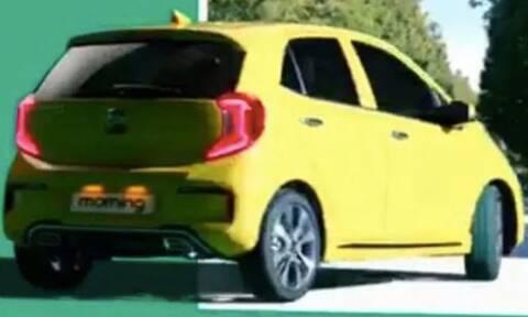 Το ανανεωμένο Kia Picanto παρουσιάζεται μέσα στη χρονιά