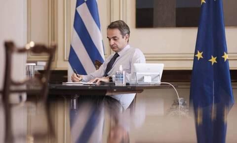 Ο Μητσοτάκης θα συμμετάσχει στη διεθνή πρωτοβουλία Coronovirus Global Response