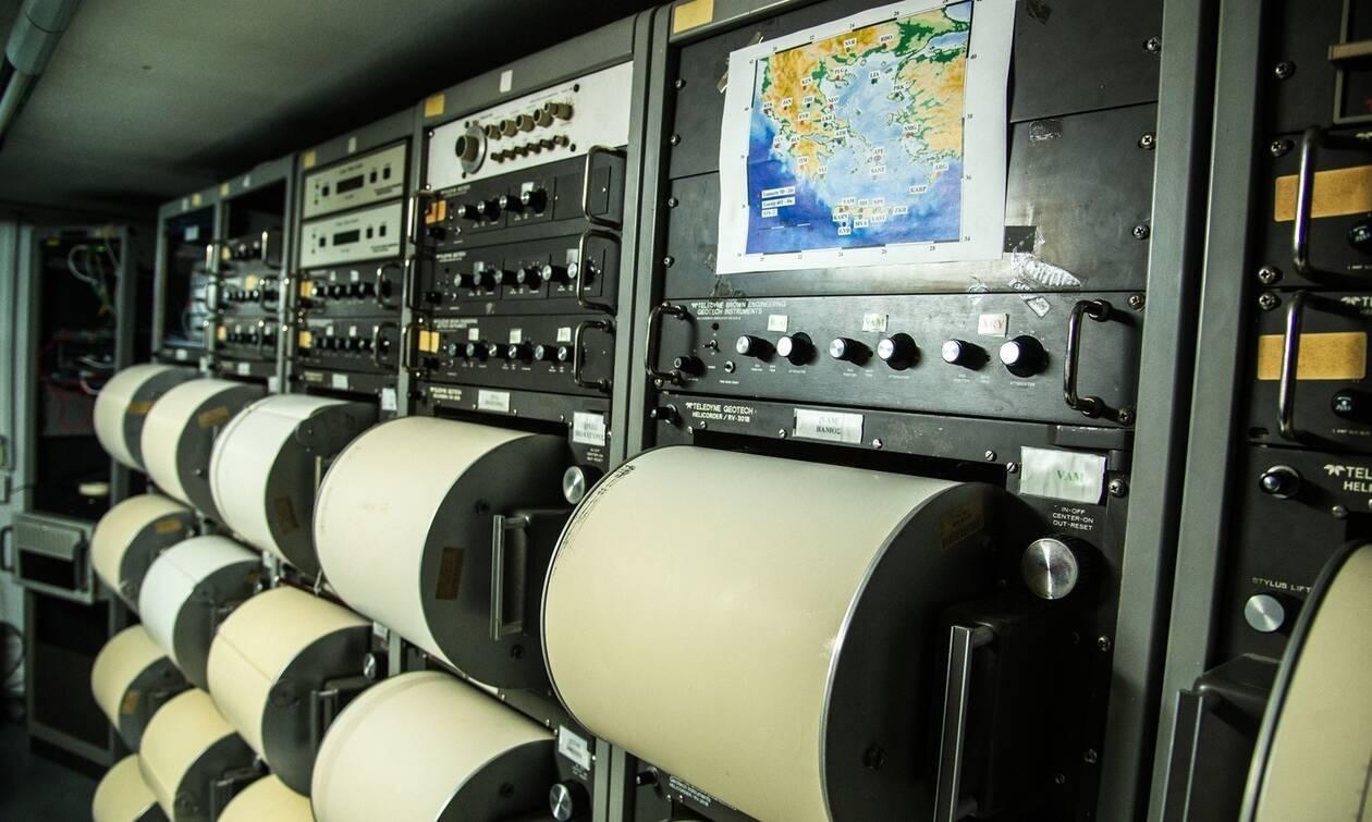 Σεισμός: 4,1 Ρίχτερ στην Κρήτη - Πού ήταν το επίκεντρο