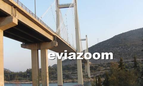 Τραγωδία στη Χαλκίδα: 52χρονος πήγε στην ψηλή γέφυρα και έπεσε στο κενό