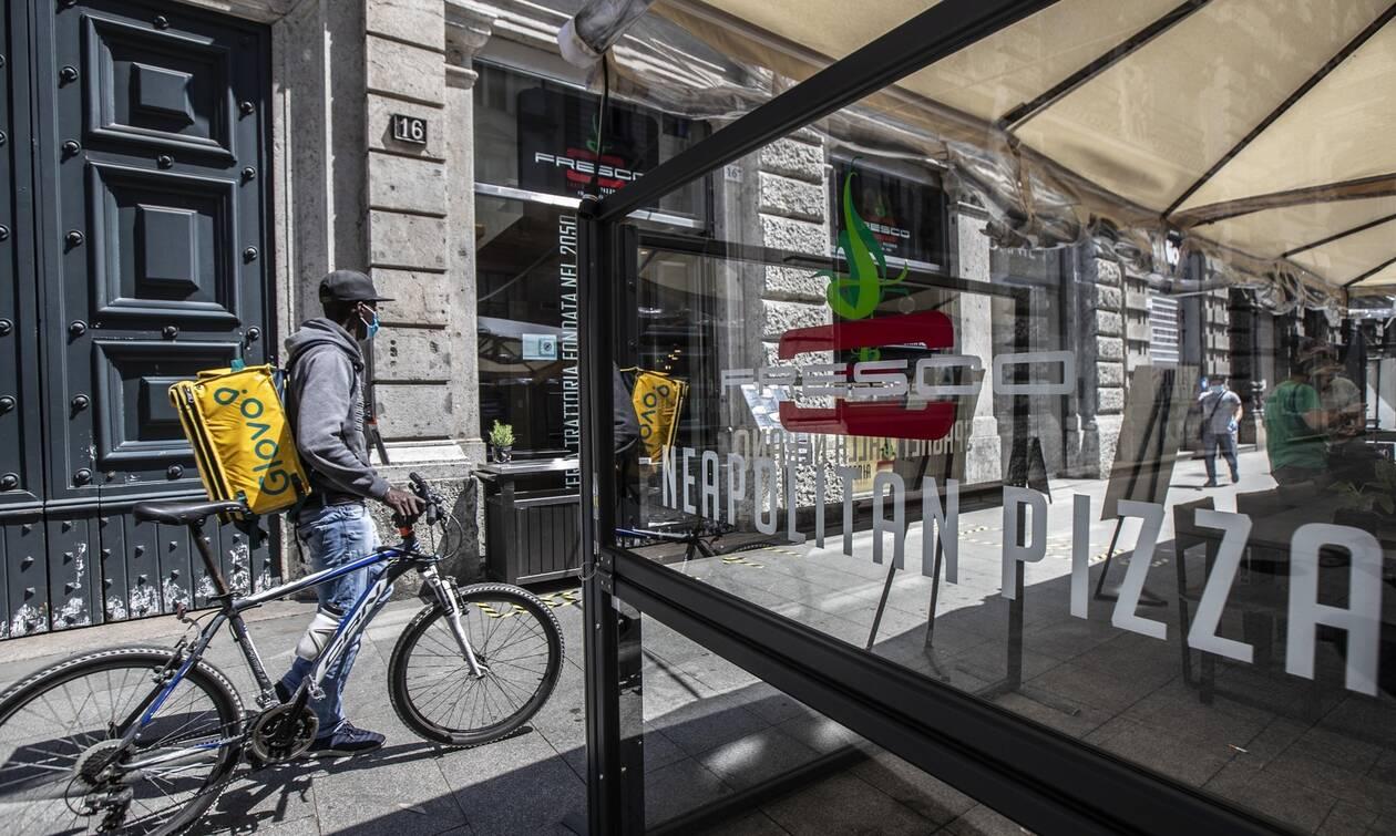 Κορονοϊός Ιταλία: Μείωση των νέων κρουσμάτων - Μικρή αύξηση των νεκρών
