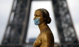 Κορονοϊός Γαλλία: 306 νεκροί σε ένα 24ωρο - Ξεπέρασαν τους 25.000 οι θάνατοι