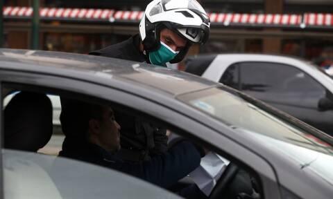 Άρση μέτρων: «Τσουχτερά» πρόστιμα για τις μάσκες – Πού θα κάνει ελέγχους η ΕΛ.ΑΣ.