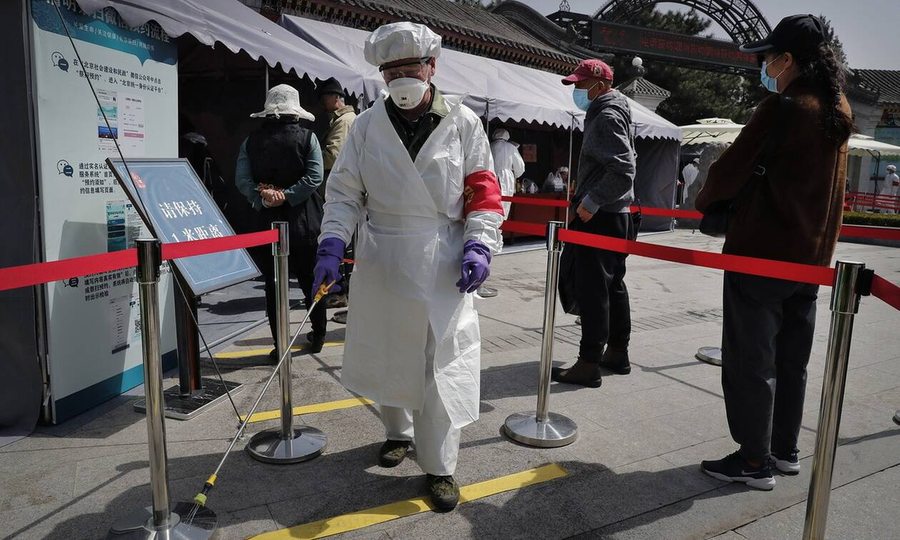 Κορονοϊός - Αγγίζει το θαύμα η Κίνα: Ένα «εισαγόμενο» κρούσμα μόλυνσης - Κανένας νέος θάνατος