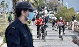 Κορονοϊός: Έπεσαν τα πρώτα πρόστιμα των 150 ευρώ για τη μη χρήση μάσκας