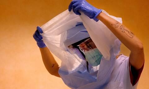 Κορονοϊός: «Φάρμακο» για τους πνεύμονες η αναπνευστική φυσικοθεραπεία