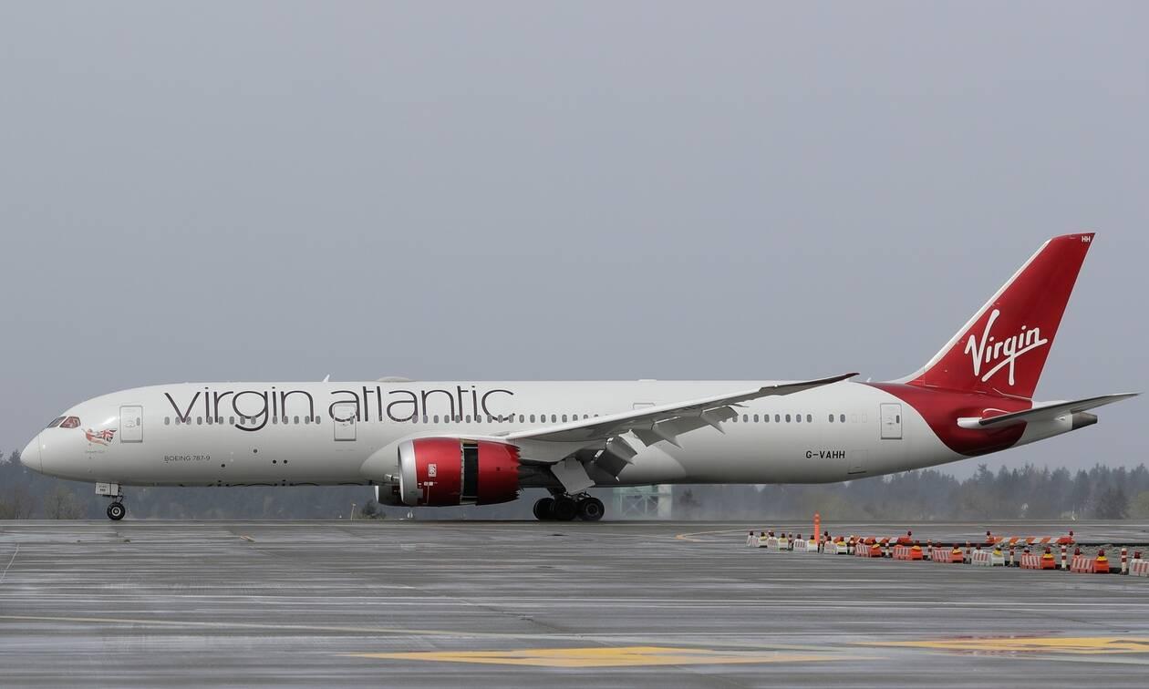 Κορονοϊός Βρετανία: Η Virgin Atlantic θα απολύσει 3.150 εργαζόμενους