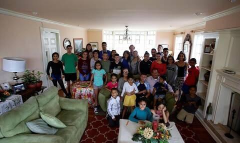 Κορονοϊός: Καραντίνα με 31 παιδιά - Μια οικογένεια στην Κόστα Ρίκα φαίνεται ότι τα καταφέρνει
