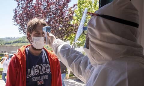 Κορονοϊός Ιταλία: Μείωση των νέων κρουσμάτων και αύξηση του αριθμού των νεκρών