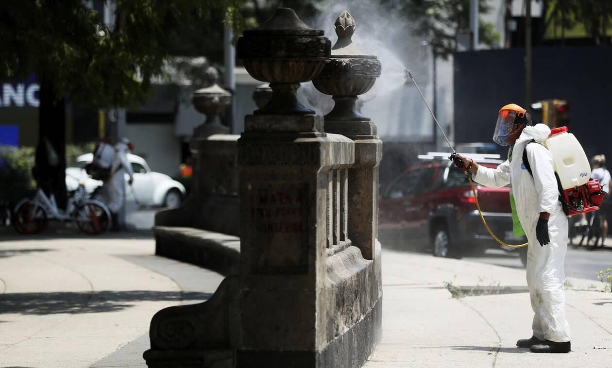 Κορονοϊός: Ξεπέρασαν τους 15.000 οι θάνατοι στη Λατινική Αμερική