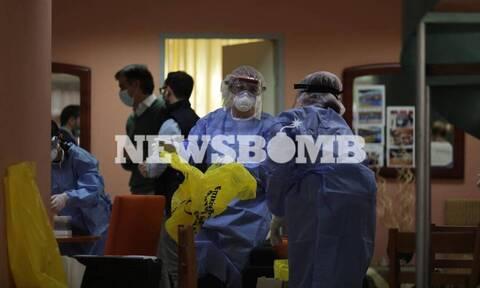 Κορονοϊός: «Κρυφές εστίες» του ιού «κυνηγά» ο ΕΟΔΥ - Σήμερα τα πρώτα αποτελέσματα των Κινητών Ομάδων