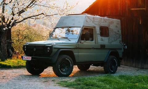 Δείτε πως μπορούν να γίνουν τα Mercedes G-Wagen του Στρατού που θα αποσυρθούν