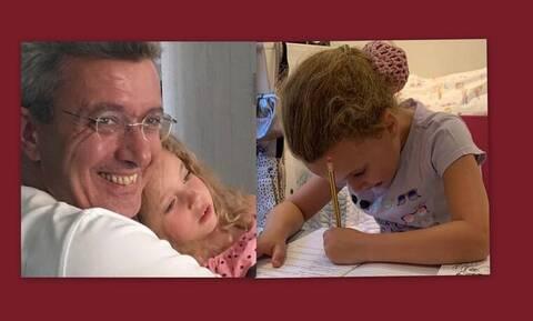 Νίκος Χατζηνικολάου: Η κόρη του, Εύα μεγάλωσε και είναι μία κούκλα! Δες την!