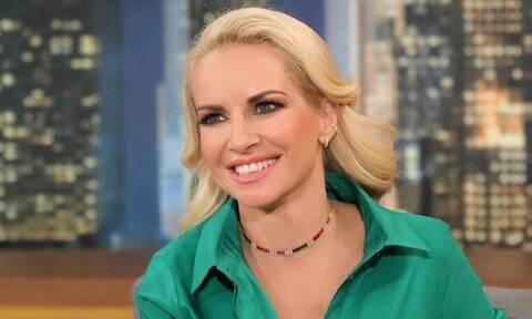 Μαρία Μπεκατώρου: «Χαίρομαι πολύ που βρίσκομαι στον ΑΝΤ1» (video)