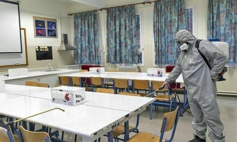 Κορονοϊός: Οδηγίες για το πώς θα είναι ασφαλείς στο σχολείο οι μαθητές