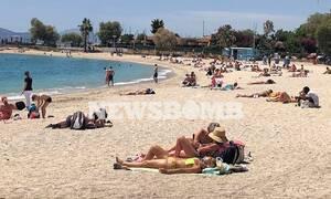 Ρεπορτάζ Newsbomb.gr: Ποιος κορονοϊός; Μάιος όπως... Αύγουστος - Χαμός στις παραλίες