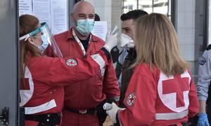 Παγκόσμια Ημέρα Ερυθρού Σταυρού: Στην πρώτη γραμμή για την προστασία της δημόσιας υγείας