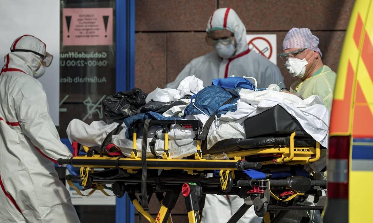 Κορονοϊός - Γαλλία: Εφιαλτική πρόβλεψη - Ο αριθμός των νεκρών μπορεί να εκτοξευτεί
