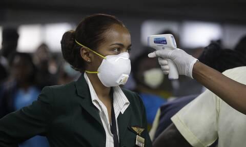 Κορονοϊός Βρετανία: Έλεγχο θερμοκρασίας στους επιβάτες τις επόμενες μέρες στο αεροδρόμιο Χίθροου