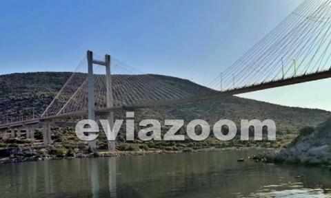 Θρίλερ στη Χαλκίδα: Γυναίκα έπεσε στο κενό από την Υψηλή Γέφυρα