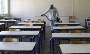 Κορονοϊός - Τσιόδρας: Τι ανέφερε για τη χρήση μάσκας στα σχολεία
