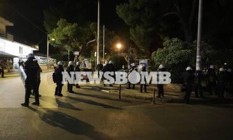Απίστευτες εικόνες: «Πλημμύρισε» από κόσμο η Αθήνα παρά τις απαγορεύσεις-Ένταση στην Αγία Παρασκευή