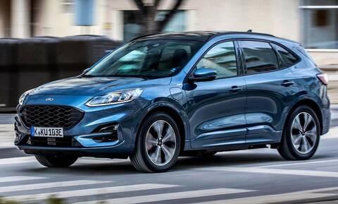 Kuga: Δείτε τις τιμές του ολοκαίνουργιου μεγάλου SUV της Ford