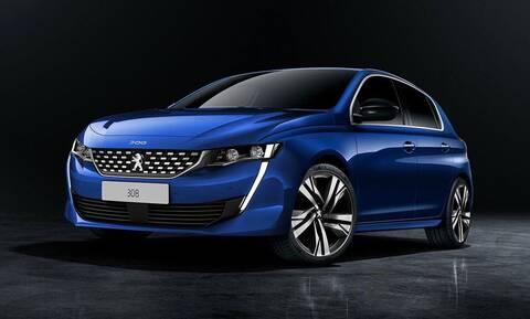 Το νέο Peugeot 308 θα είναι και τετρακίνητο plug-in υβριδικό με 300 ίππους