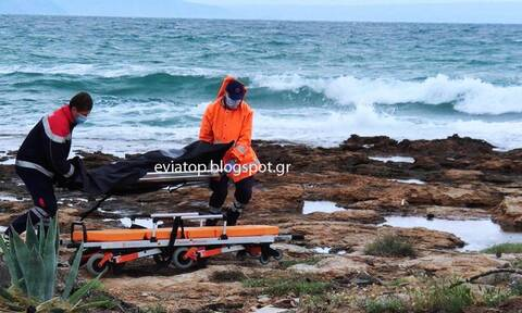 Τραγωδία στη Χαλκίδα: Ξέβρασε πτώμα η θάλασσα