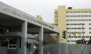 Κορονοϊός: Στο 401 Γενικό Στρατιωτικό Νοσοκομείο ο Σωτήρης Τσιόδρας