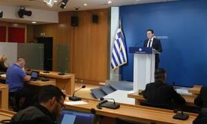 Πέτσας: Ο κορονοϊός είναι ακόμα εδώ, αλλά αποδείξαμε ότι οι Έλληνες μπορούμε να τα καταφέρουμε