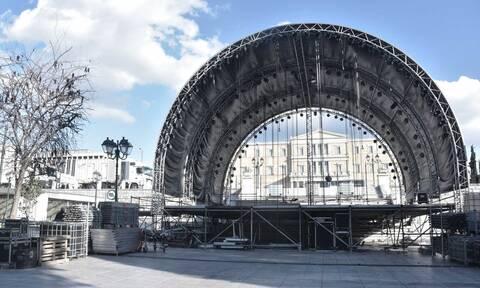 Έτσι θα γίνονται παραστάσεις και συναυλίες σε ανοιχτούς χώρους