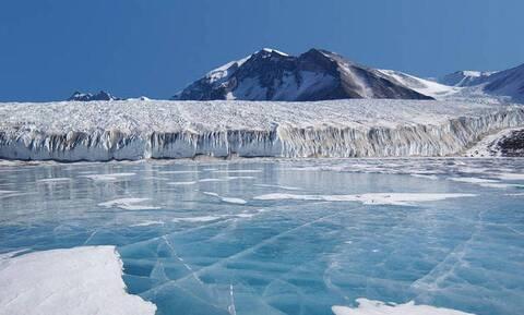 Θρίλερ στην Ανταρκτική: Δείτε τι ανακάλυψε ερευνητής κάτω από το χιόνι