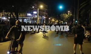 Χαρδαλιάς για πλατείες: Ούτε αντίσταση, ούτε μαγκιά τα υπαίθρια πάρτι