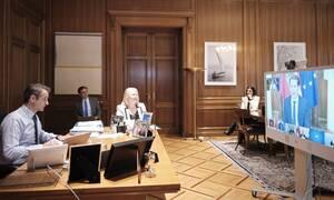Μητσοτάκης: Καλά τα αποτελέσματα στη διαχείριση της πανδημίας επειδή οι πολίτες δείχνουν σοβαρότητα