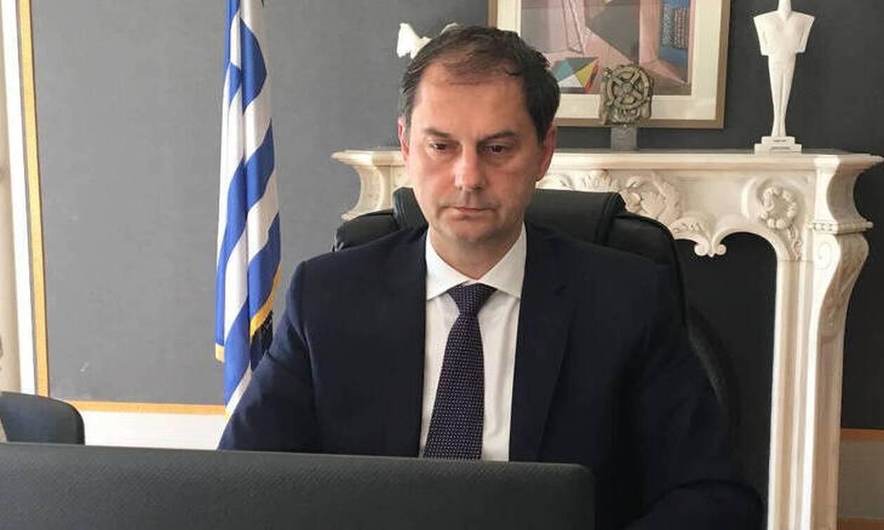 Άρση μέτρων - Θεοχάρης: Τουρίστες στην Ελλάδα θα γίνονται δεκτοί μόνο με αρνητικό τεστ κορονοϊού