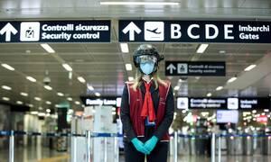 Κορονοϊός Ιταλία: Μείωση κρουσμάτων νεκρών - Λιγότεροι ασθενείς στις ΜΕΘ