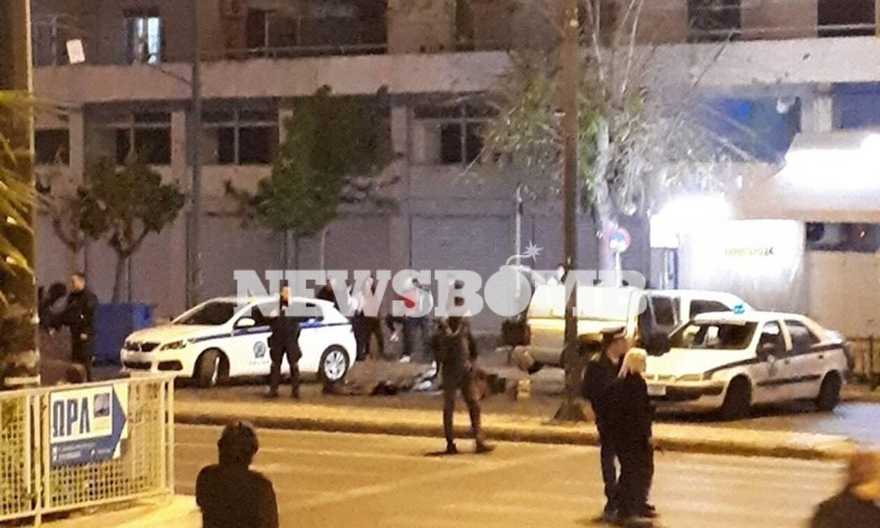 Συναγερμός στο κέντρο της Αθήνας: Ελεγχόμενη έκρηξη σε «ύποπτο» πακέτο (pics)