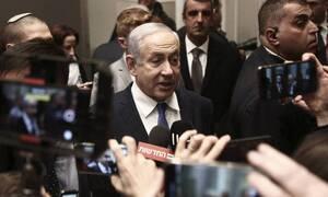 Ισραήλ: Ο Ισραηλινός πρόεδρος έδωσε εντολή στον Νετανιάχου για τον σχηματισμό κυβέρνησης