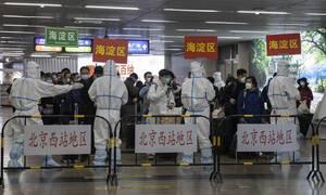 Κορονοϊός στην Κίνα: Ένα κρούσμα μόλυνσης και κανένας νεκρός τις τελευταίες 24 ώρες