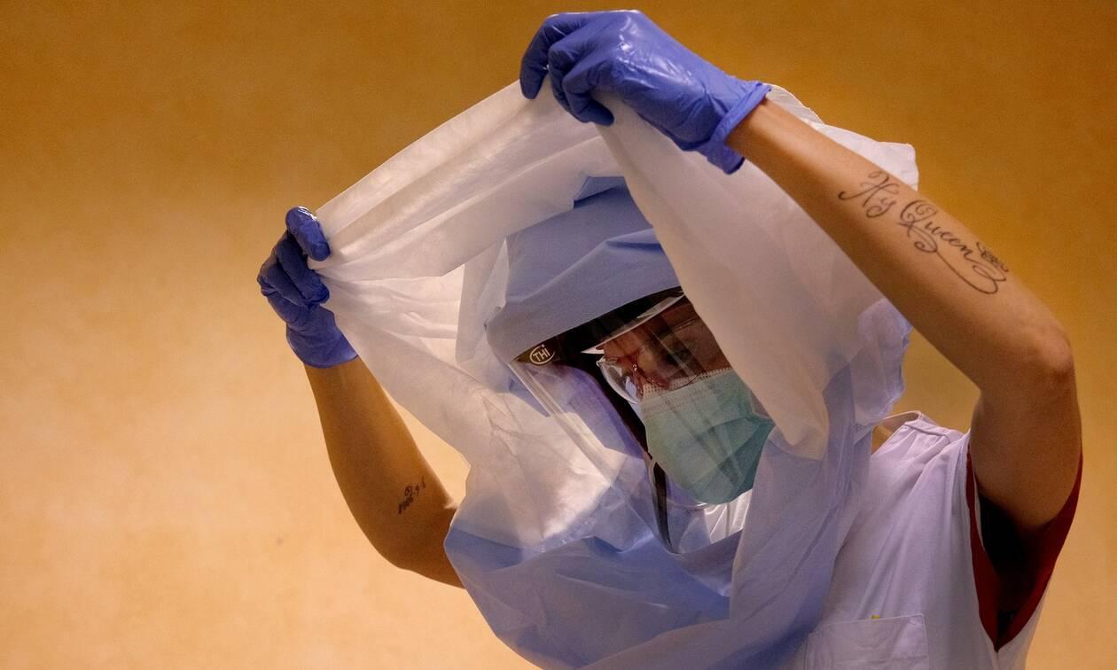 Κορονοϊός: Ο κρυφός άσσος των επιστημόνων για να «σκοτώσουν» τον ιό στους κλειστούς χώρους