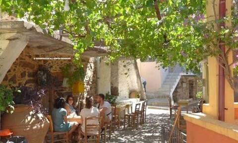 Αυτό το καφενεδάκι στη Χίο «τρελαίνει» κόσμο! Δείτε το λόγο...