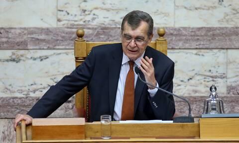 Former health minister Kremastinos dies of coronavirus, aged 78