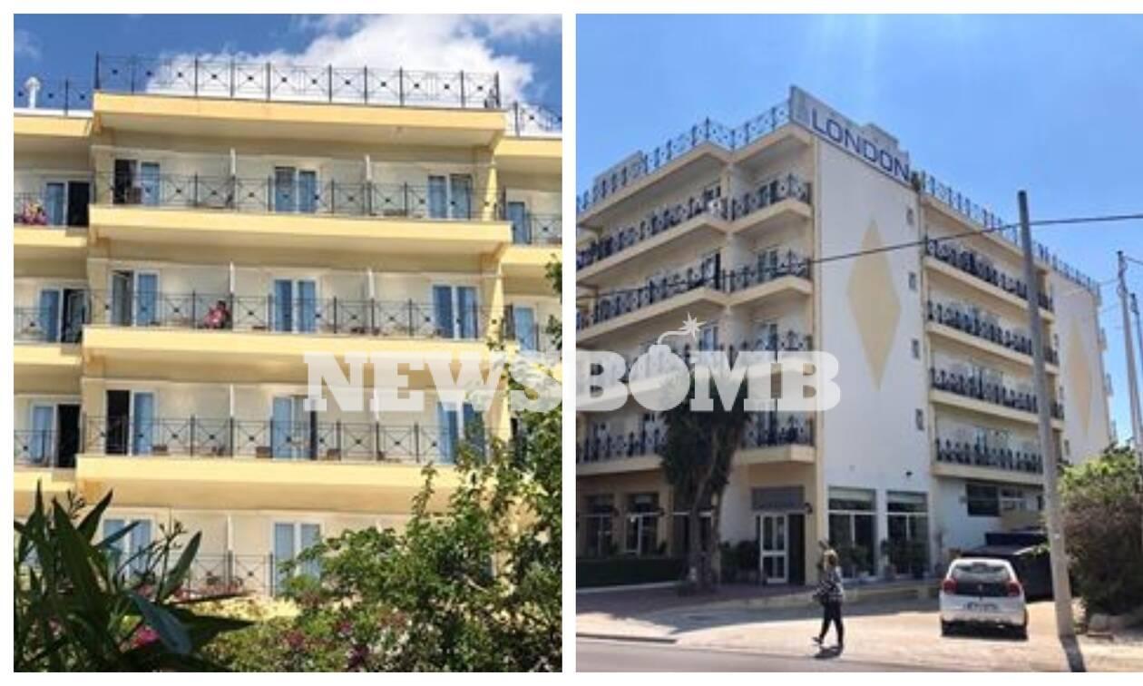 Ρεπορτάζ Newsbomb.gr: Το ξενοδοχείο στη Γλυφάδα όπου εντοπίστηκε κρούσμα κορονοϊού