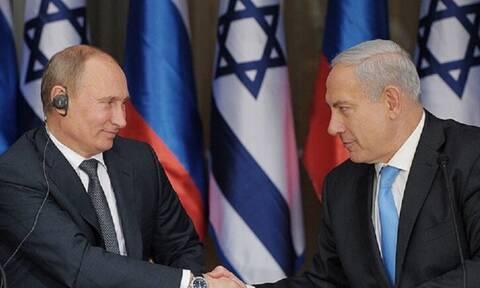 Κορονοϊός: Πούτιν και Νετανιάχου συμφώνησαν να συνεργασθούν για την δημιουργία εμβολίου