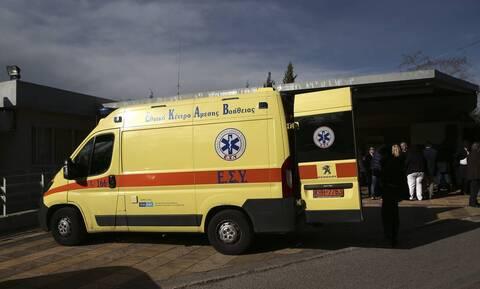 Θεσσαλονίκη: Στο νοσοκομείο 4χρονη που τραυματίστηκε από καγκελόπορτα