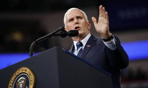Κορονοϊός ΗΠΑ: Θετική στον ιό γραμματέας του αντιπροέδρου των ΗΠΑ Μάικ Πενς