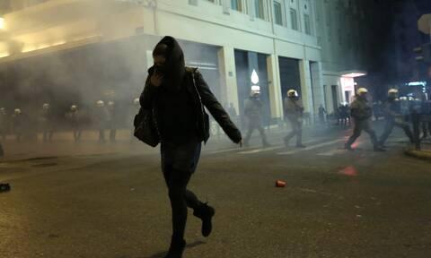 Αθήνα: Ένταση και χημικά σε πλατεία της Κυψέλης μεταξύ αστυνομίας και συγκεντρωμένων
