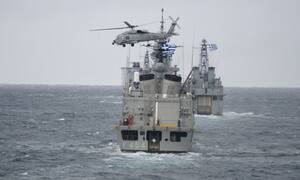 «Καταιγίδα 2020»:Ο Στόλος «κλειδώνει» το Αιγαίο-Τα σενάρια και ο ρόλος αεροσκαφών,υποβρυχίων και ΟΥΚ